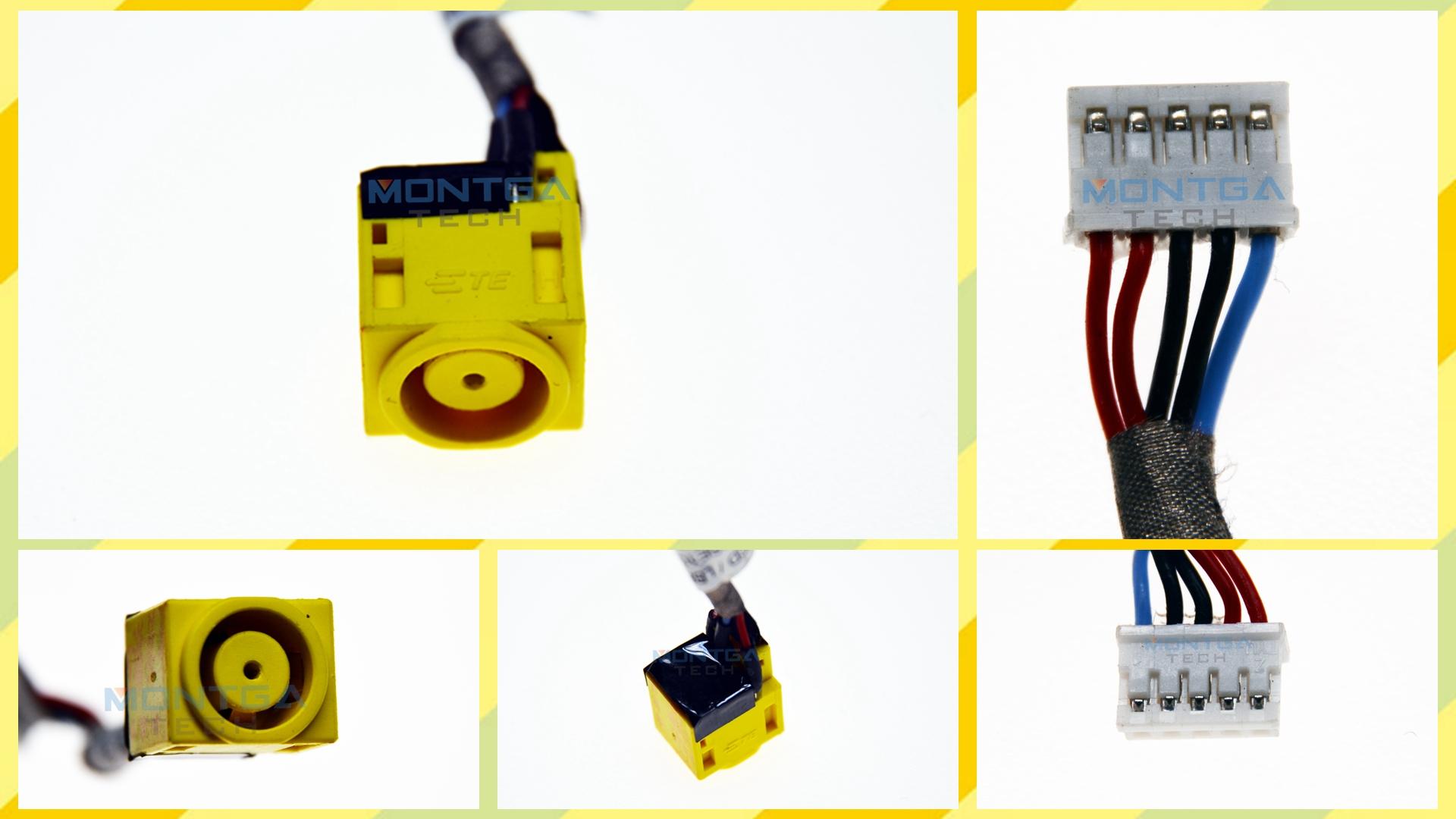 Lenovo L430 charging connector, Lenovo L430 DC Power Jack, Lenovo L430 DC IN Cable, Lenovo L430 Power Jack, Lenovo L430 plug, Lenovo L430 Jack socket, Lenovo L430 connecteur de charge,
