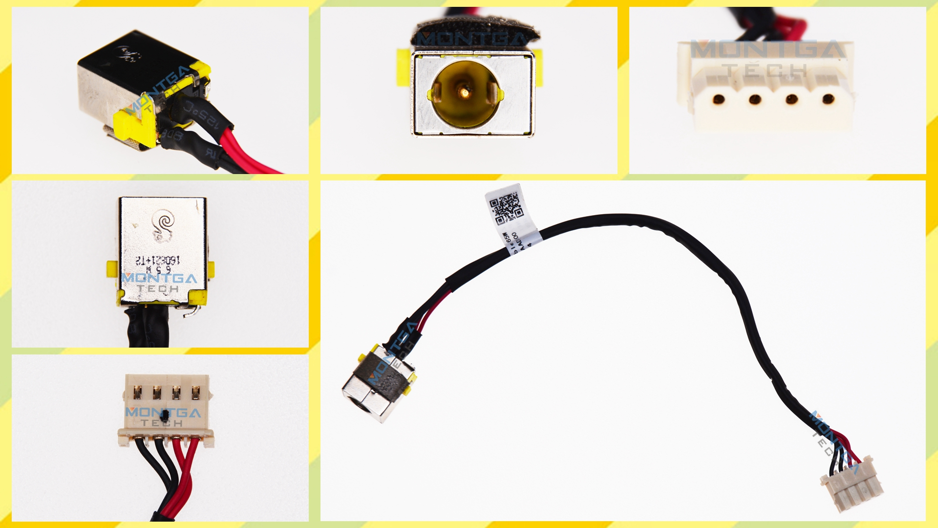Acer E5-411 charging connector, Acer E5-411 DC Power Jack, Acer E5-411 DC IN Cable, Acer E5-411 Power Jack, Acer E5-411 plug, Acer E5-411 Jack socket, Acer E5-411 connecteur de charge,