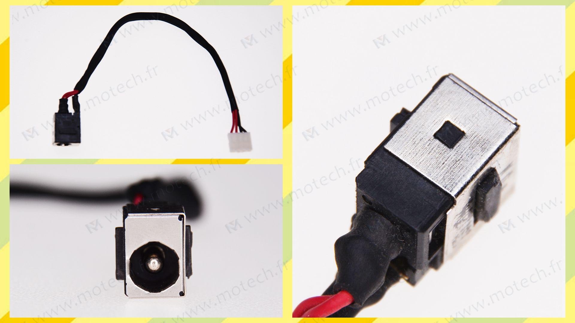 Toshiba A50-A-170 charging connector, Toshiba A50-A-170 DC Power Jack, Toshiba A50-A-170 DC IN Cable, Toshiba A50-A-170 Power Jack, Toshiba A50-A-170 plug, Toshiba A50-A-170 Jack socket, Toshiba A50-A-170 connecteur de charge,