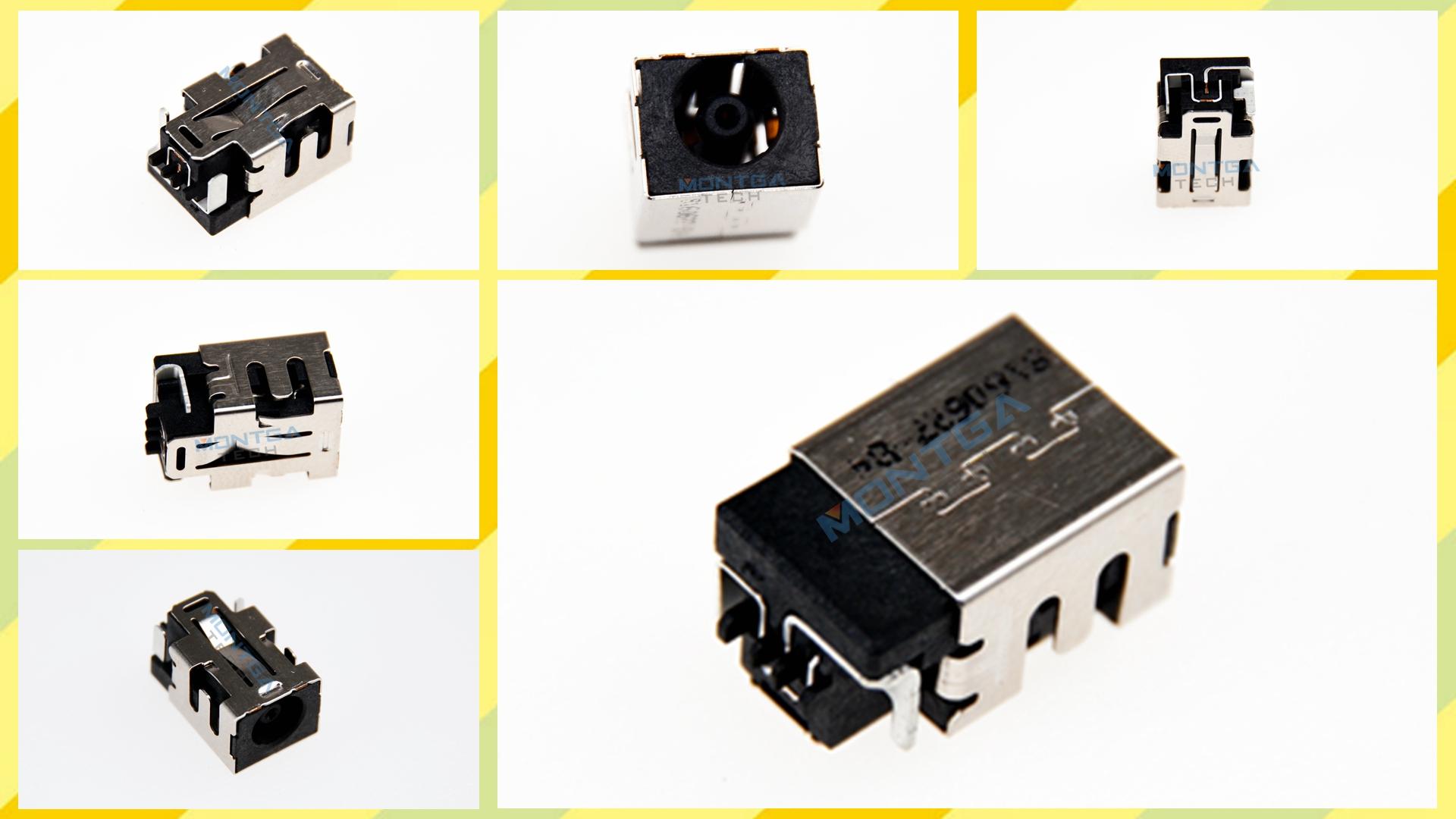 HP X360 11 G1 EE DC Jack, HP X360 11 G1 EE Jack alimentation, HP X360 11 G1 EE Power Jack, HP X360 11 G1 EE Prise Connecteur, HP X360 11 G1 EE Connecteur alimentation, HP X360 11 G1 EE connecteur de charge,