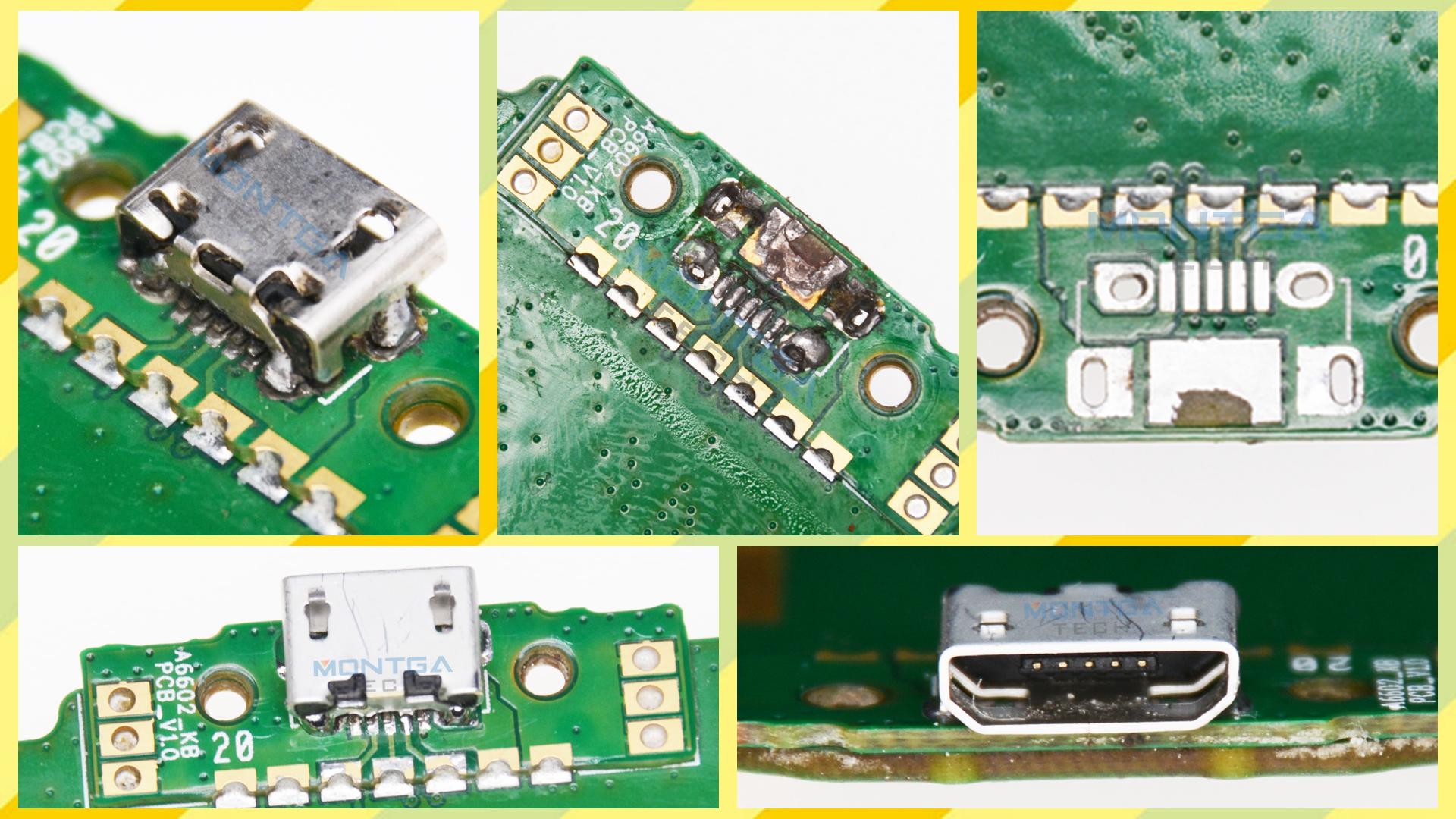LENOVO TABLET 10 TB-X103F Micro usb DC CHARGING  Port Socket Connector